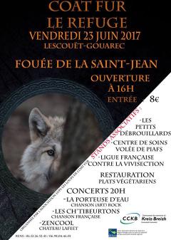 Affiche Fouée de la St Jean 2017
